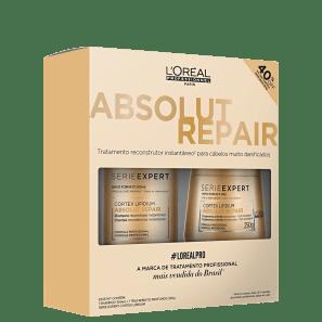 Kit L'Oréal Professionnel Absolut Repair Treat (2 Produtos)