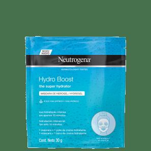 Neutrogena Hydro Boost Hydrogel Recovery - Máscara Hidratante 30ml