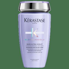 Kérastase Blond Absolu Bain Ultra-Violet - Shampoo Desamarelador