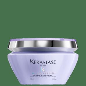 Kérastase Blond Absolu Ultra-Violet - Máscara Desamareladora