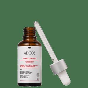 Adcos Derma Complex Concentrado Vitamina C 20 - Anti-Idade 30ml