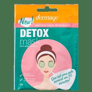 Dermage Detox - Máscara Facial 10g