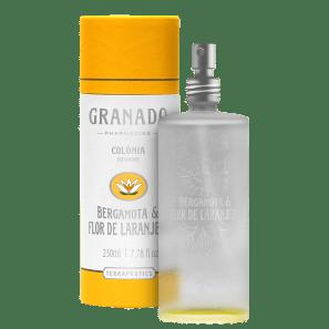Bergamota & Flor de Laranjeira - Perfume Unissex