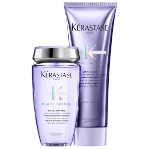 Kit Kérastase Blond Absolu Lumiére Duo (2 Produtos)