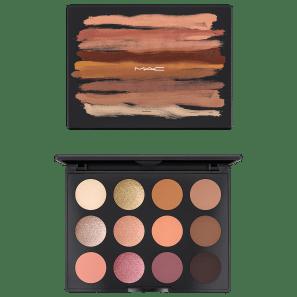 M·A·C Art Library Nude Model - Paleta de Sombra