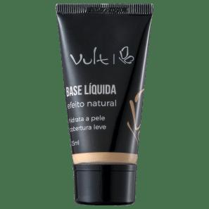 Vult Efeito Natural 02 - Base Líquida 25ml