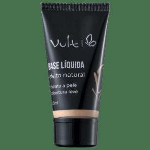 Vult Efeito Natural 03 - Base Líquida 25ml