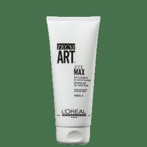 L'Oréal Professionnel Tecni Art Fix Max - Gel Fixador 200ml
