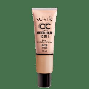 Vult Antipoluição 10 em 1 MB02 Bege - CC Cream 30ml