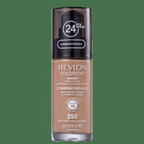 Revlon ColorStay 24 Horas Pele Mista à Oleosa FPS15 - Base Líquida