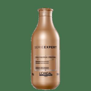 L'Oréal Absolut Repair Gold Quinoa + Protein - Shampoo