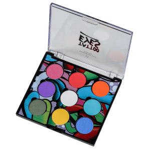 Catharine Hill Tattoo Eyes - Paleta de Sombras 18g