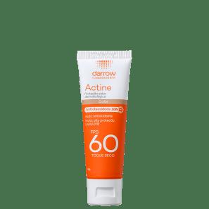 Darrow Actine FPS60 - Protetor Solar com Cor 40g
