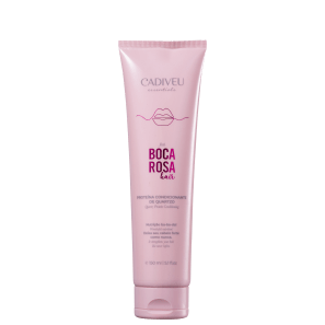 Cadiveu Professional Boca Rosa Hair Quartzo Proteína Condicionante - Pré-Shampoo 150ml