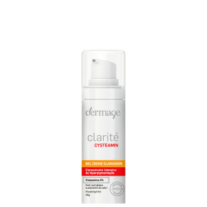 Dermage Clarité Cysteamin - Gel Creme Clareador de Manchas 30g