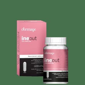 Dermage Ineout Collagen - Suplemento Vitamínico (120 cápsulas)