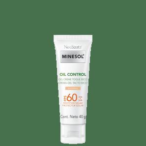 NeoStrata Minesol Oil Control Universal FPS60 Facial - Protetor Solar com Cor 40g