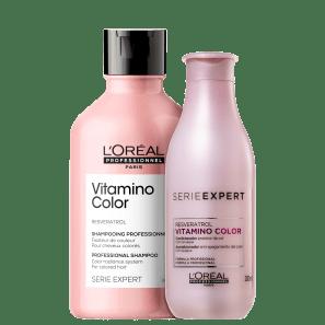 Kit L'Oréal Vitamino Color Resveratrol Duo