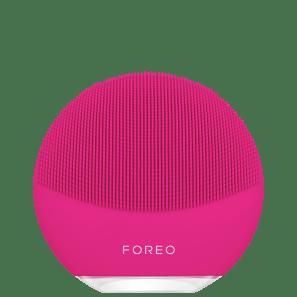 FOREO Luna Mini 3 Fuchsia - Escova de Limpeza Facial