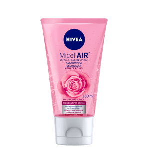 NIVEA MicellAIR Água de Rosas - Sabonete Facial