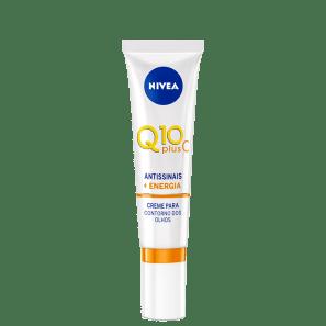 NIVEA Q10 Plus C - Creme Anti-Idade para a Área dos Olhos 15ml