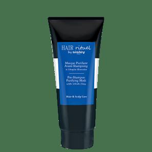 Sisley Hair Rituel Máscara Purificante Argila Branca - Pré-Shampoo 200ml