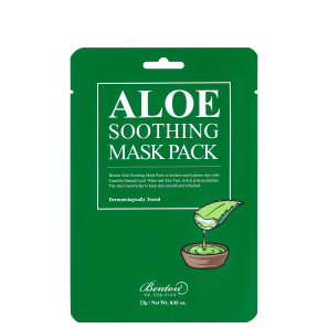 Benton Aloe - Máscara Facial 23g