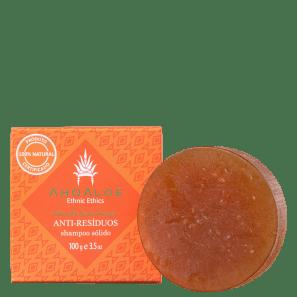 Ahoaloe - Shampoo Sólido Antirresíduos 100g
