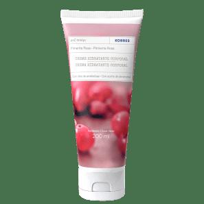 Korres Pimenta Rosa - Hidratante Corporal 200ml
