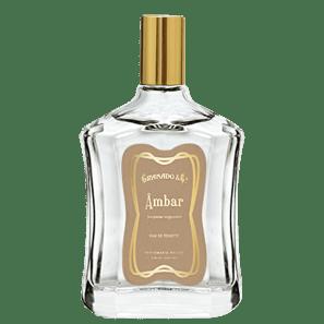 Âmbar Granado Eau de Toilette - Perfume Unissex