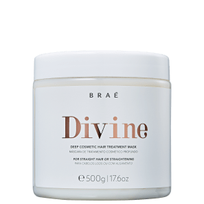 BRAÉ Divine - Máscara Capilar 500g