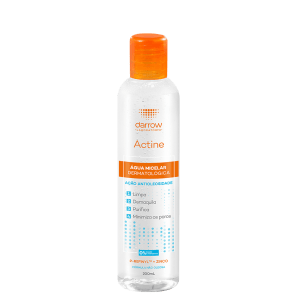 Darrow Actine Dermatológica - Água Micelar 200ml