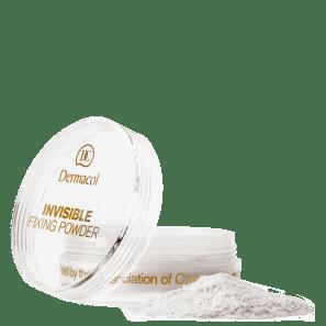 Dermacol Invisible Fixing White - Pó Translúcido 13,5g