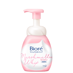 Bioré Marshmallow Whip Moisture - Sabonete Facial 150ml