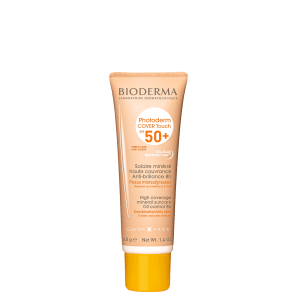 Bioderma Photoderm Cover Touch FPS 50+ Claro - Protetor Solar Facial 40g
