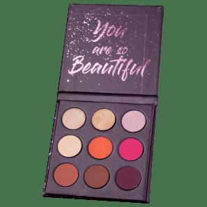 Mayore Beauty MyShadow First Love - Paleta de Sombras 18g