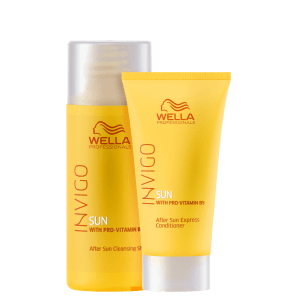 Kit Wella Professionals Invigo Sun Travel