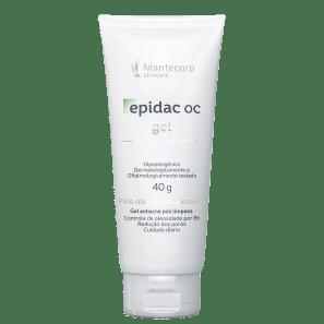 Mantecorp Epidac OC - Gel Antiacne Facial 40g