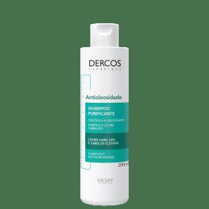 Vichy Dercos Antioleosidade Purificante - Shampoo