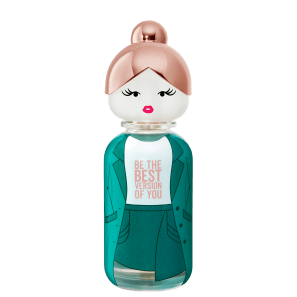 Sisterland Green Jasmine Benetton Eau de Toilette - Perfume Feminino 80ml