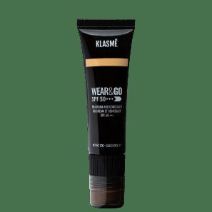 Klasme Wear&Go BB Cream and Concealer FPS 50 03 - Base Líquida 20g + Corretivo 5,5g