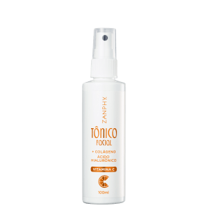 Zanphy Vitamina C - Tônico Facial 100ml