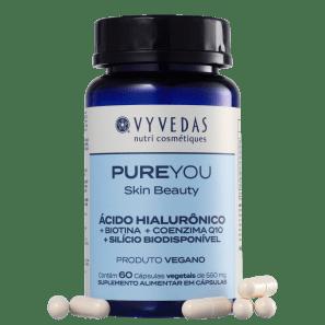Vyvedas PureYou Skin Beauty - Suplemento Alimentar (60 Cápsulas)