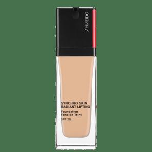 Shiseido Synchro Skin Radiant Lifting FPS 30 240 Quartz - Base Líquida 30ml