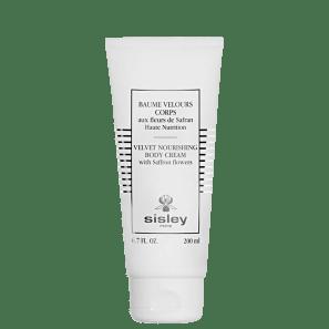 Sisley Paris Velvet Nourishing Body Cream - Hidratante Corporal 200ml
