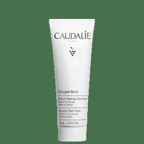 Caudalie Vinoperfect Peeling Glicólica - Máscara Facial 75ml