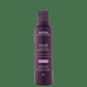 Aveda Invati Advanced Rich Esfoliante - Shampoo 200ml