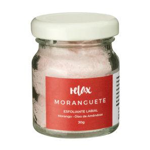 Relax Cosméticos Moranguete - Esfoliante Labial 30g