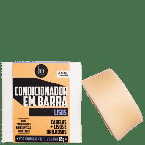 Lola Cosmetics Lisos - Condicionador em Barra 65g