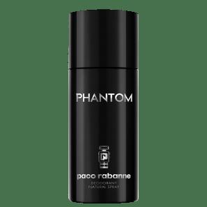 Paco Rabanne Phantom - Desodorante Spray Masculino 150ml